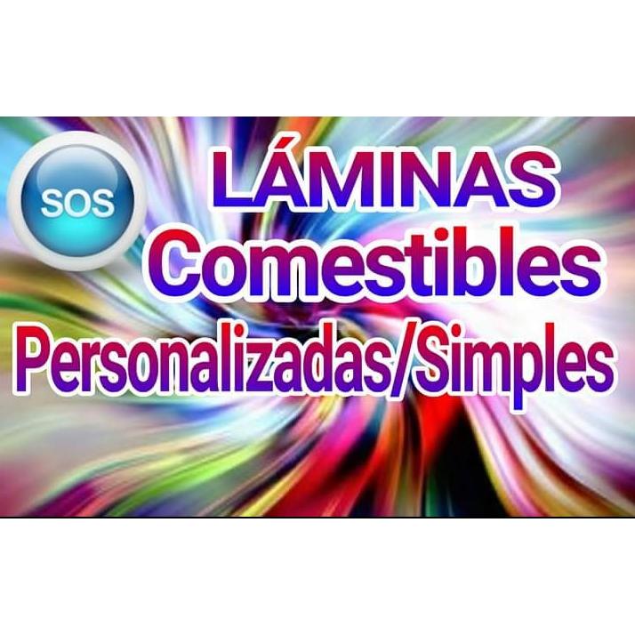 PABLO JAIMES - LAMINAS COMESTIBLES