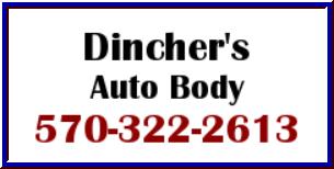 Dincher's Auto Body - Williamsport, PA - Auto Body Repair & Painting