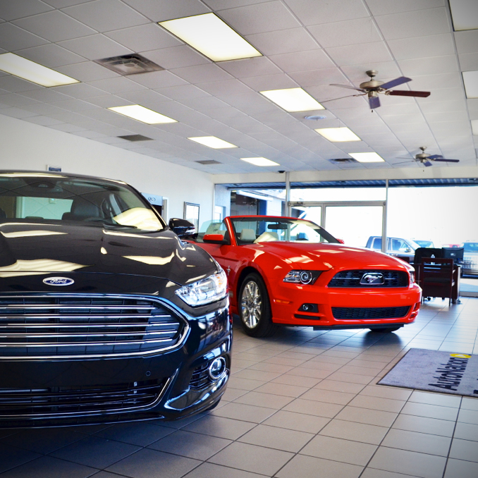 AutoNation Ford Lincoln Union City In Union City, GA