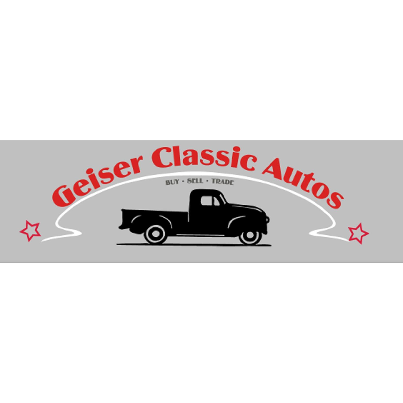 Geiser Classic Autos INC.