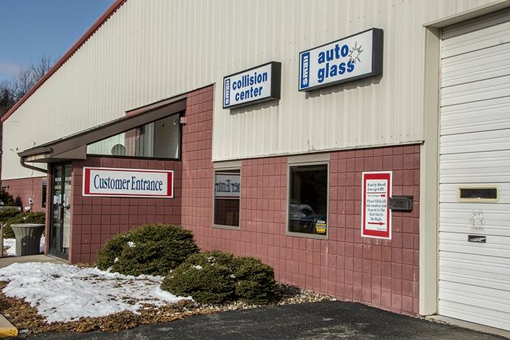Smail Collision Center At 5037 Route 30 Greensburg Pa On