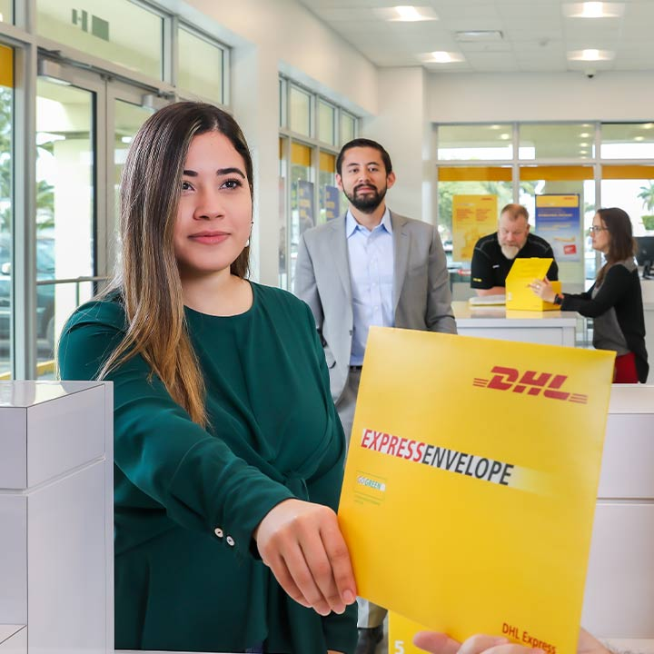 DHL Express ServicePoint