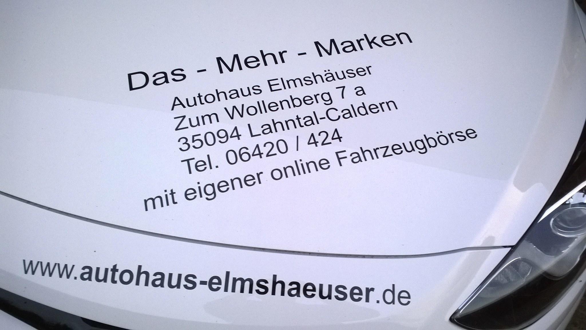 Autohaus Elmshäuser