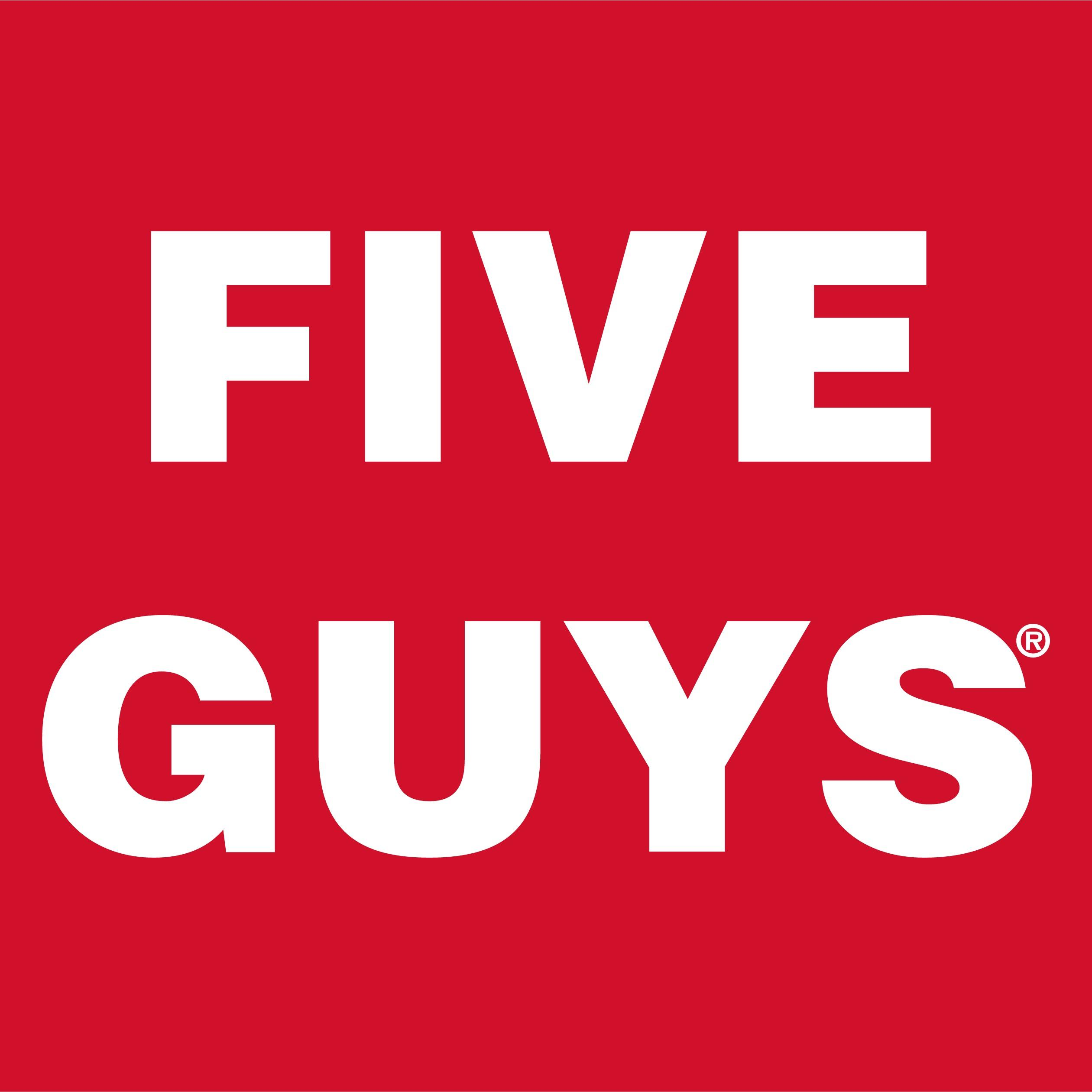 Five Guys - Braintree, Essex CM77 8YJ - 01376 322925 | ShowMeLocal.com
