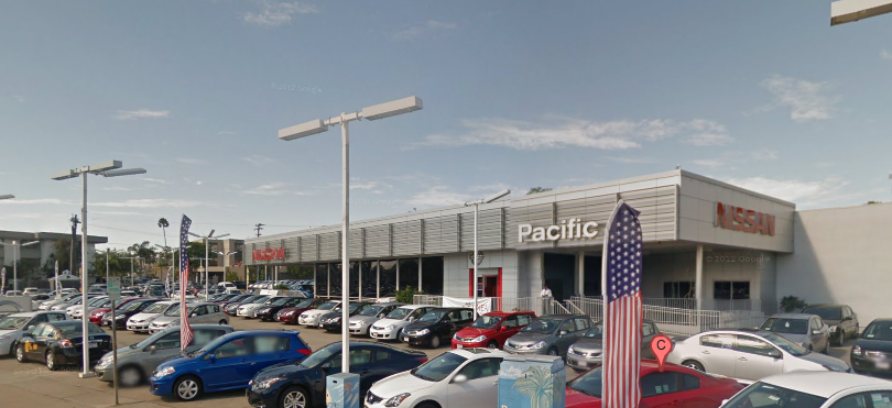 Pacific Nissan In San Diego Ca 92109 Chamberofcommerce Com