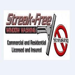 Streak Free Window Washing