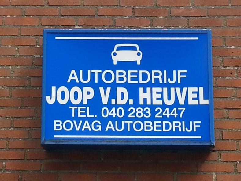 Heuvel Joop vd Autobedrijf
