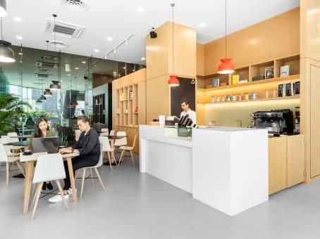 Spaces - Kuala Lumpur, Spaces Platinum Sentral