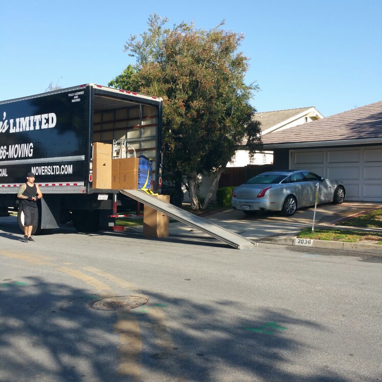 Movers Limited Huntington Beach
