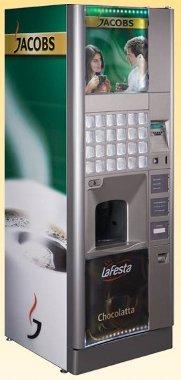 DTS Vending- Automaty Sprzedające,ekspresy do kawy, dystrybutory do wody.