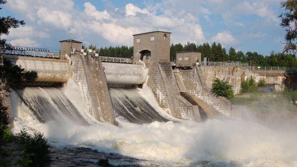 Imatran kaupunki Imatran vesi
