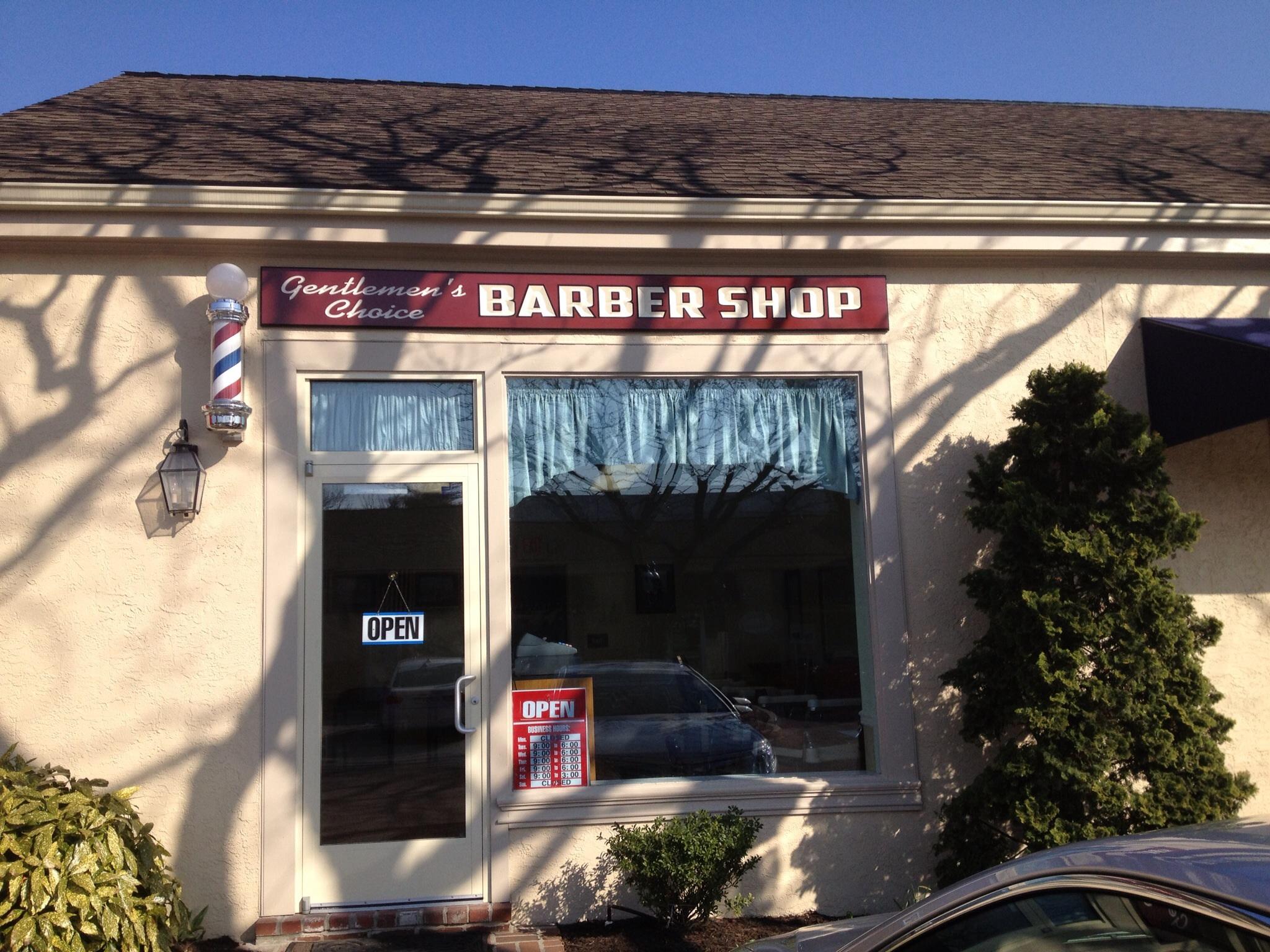 Gentlemen's Choice Barber Shop - Wayne, PA - Beauty Salons & Hair Care