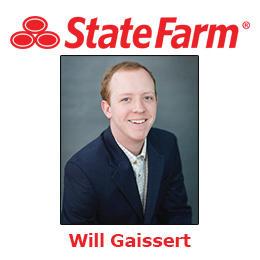 Will Gaissert - State Farm Insurance Agent