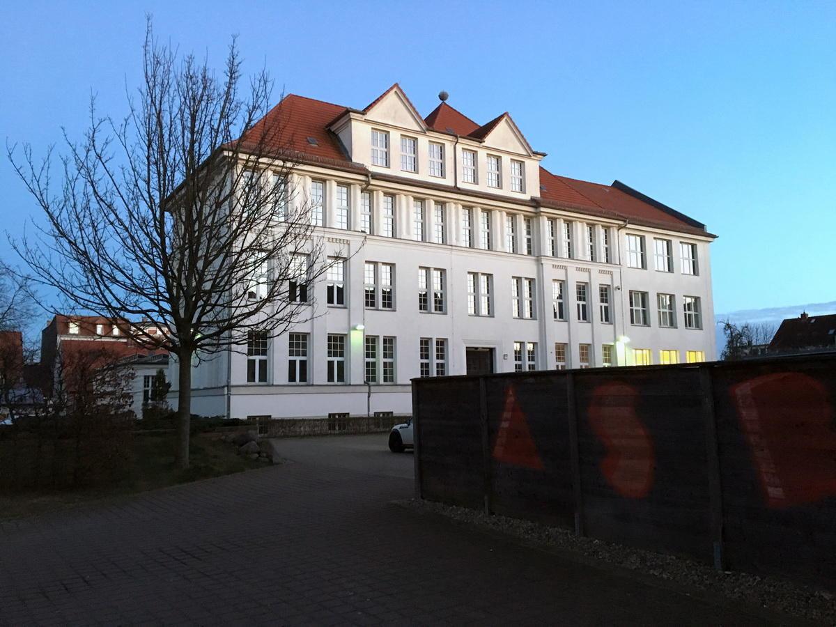 Design Schule Schwerin