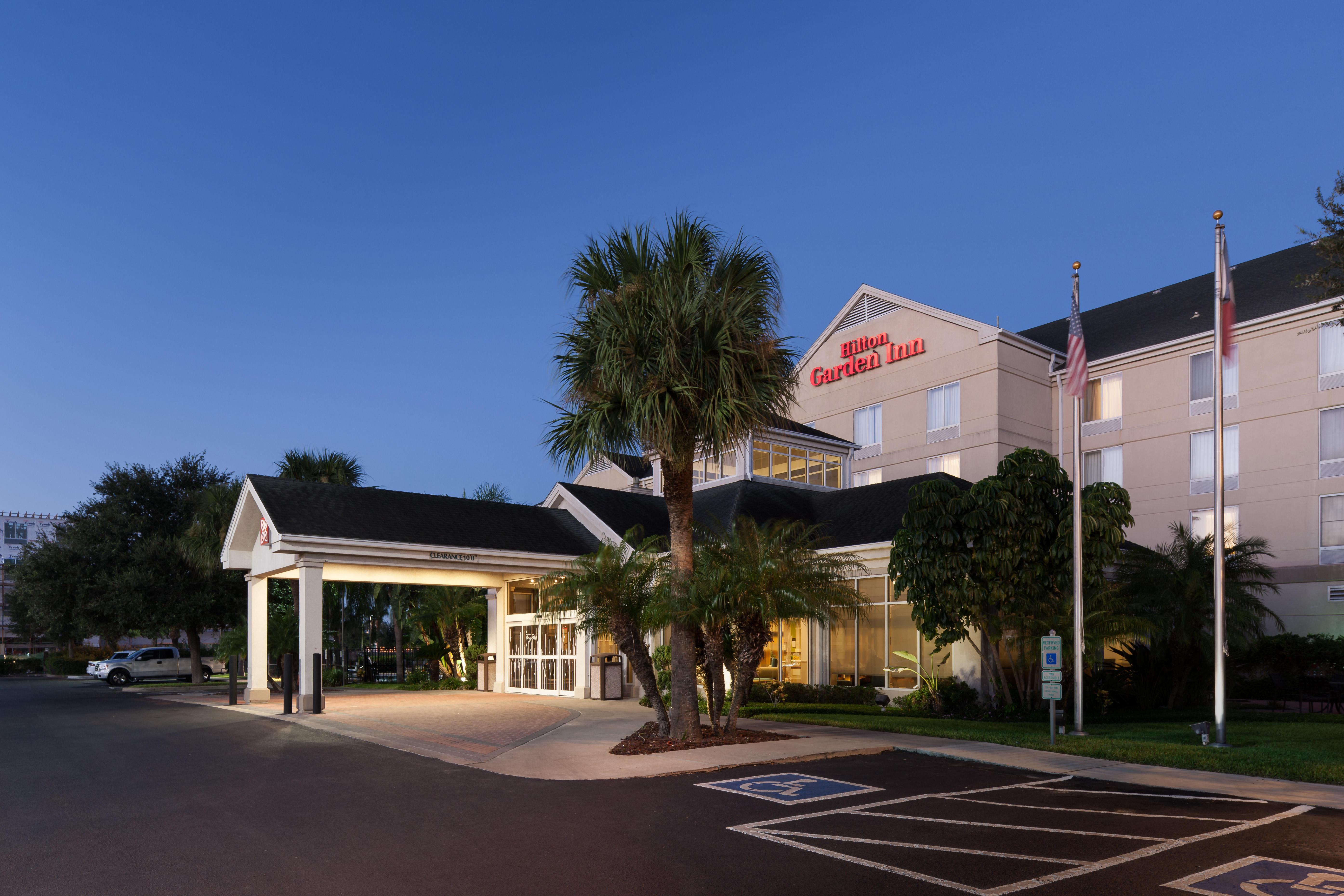 Hilton Garden Inn Mcallen Airport Mcallen Texas Tx