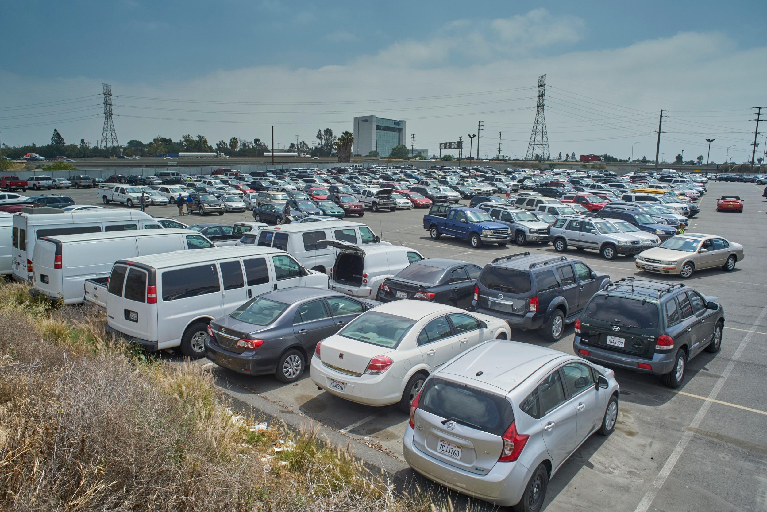 Car Auctions Near Los Angeles Ca