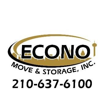 Moving Company in TX San Antonio 78247 Econo Move and Storage Inc 17402 O'Connor Road  (210)637-6100