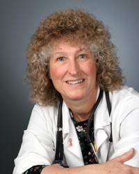 Laura E Scherf MD