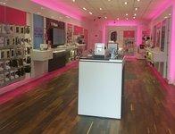 Interior photo of T-Mobile Store at Washington & 2nd, Hoboken, NJ