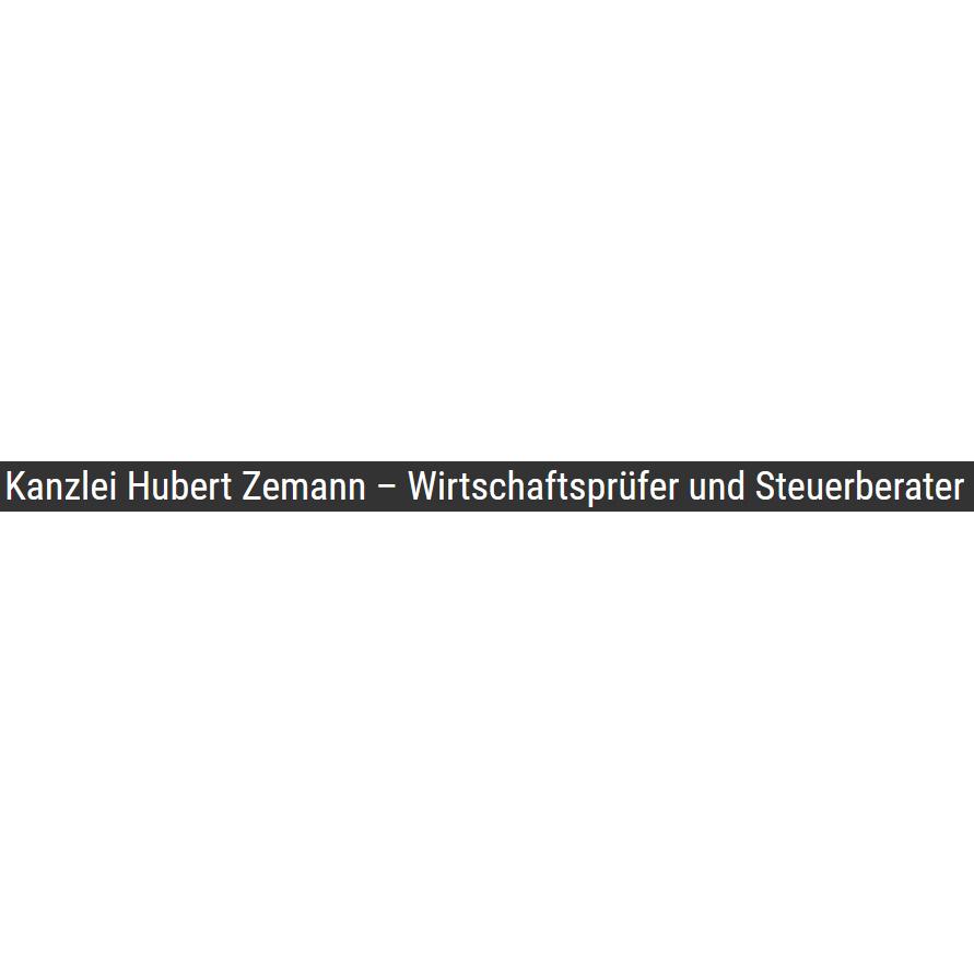 Bild zu Dipl.-Kfm. Hubert Zemann Wirtschaftsprüfer / Steuerberater in Wiesloch