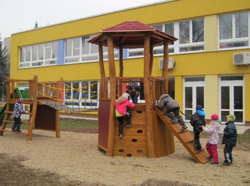 Mateřská škola Klubíčko Pardubice
