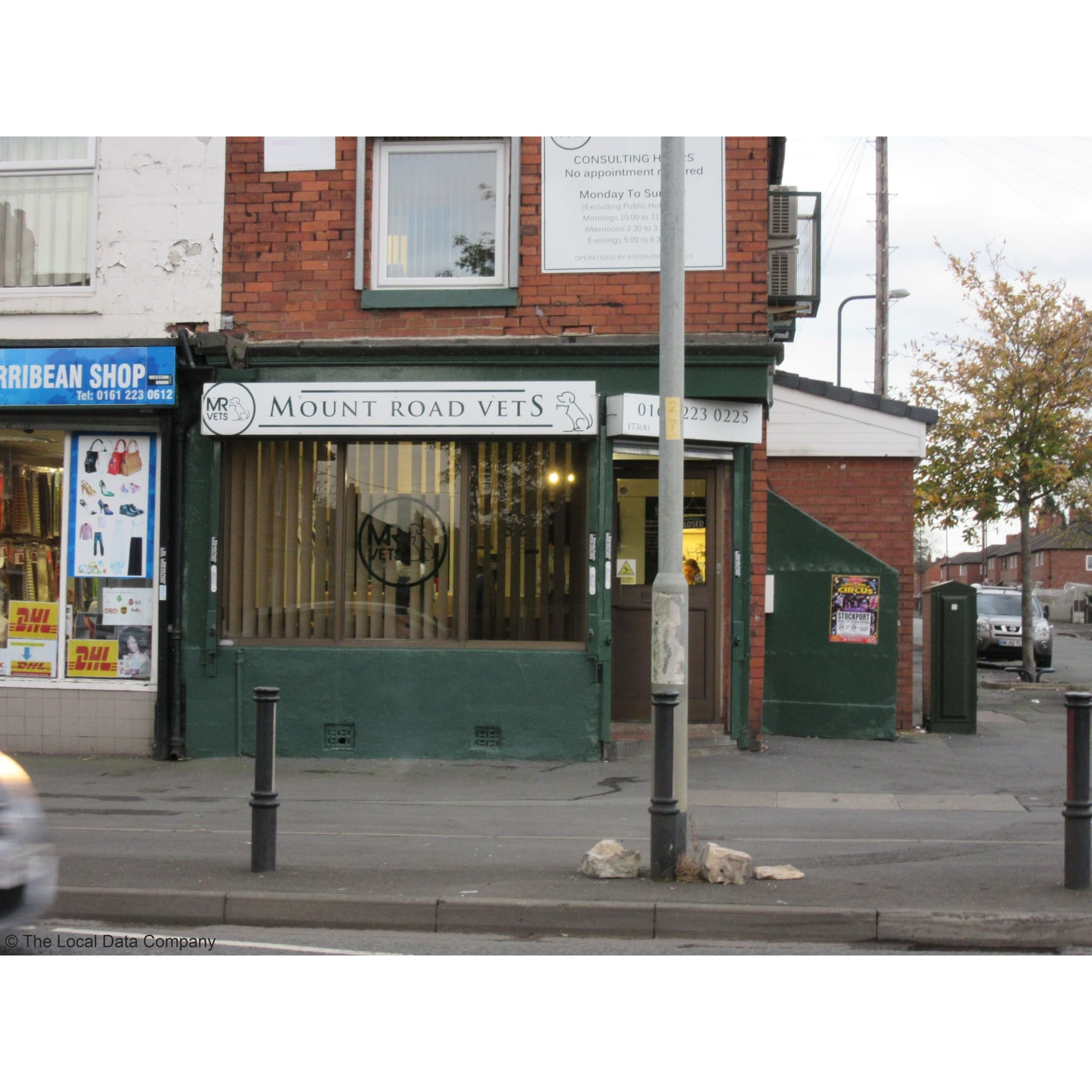 image of Mount Road Vets