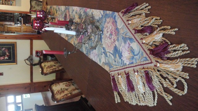 Nomarr Custom Table Pads Table Linens & Tapestries