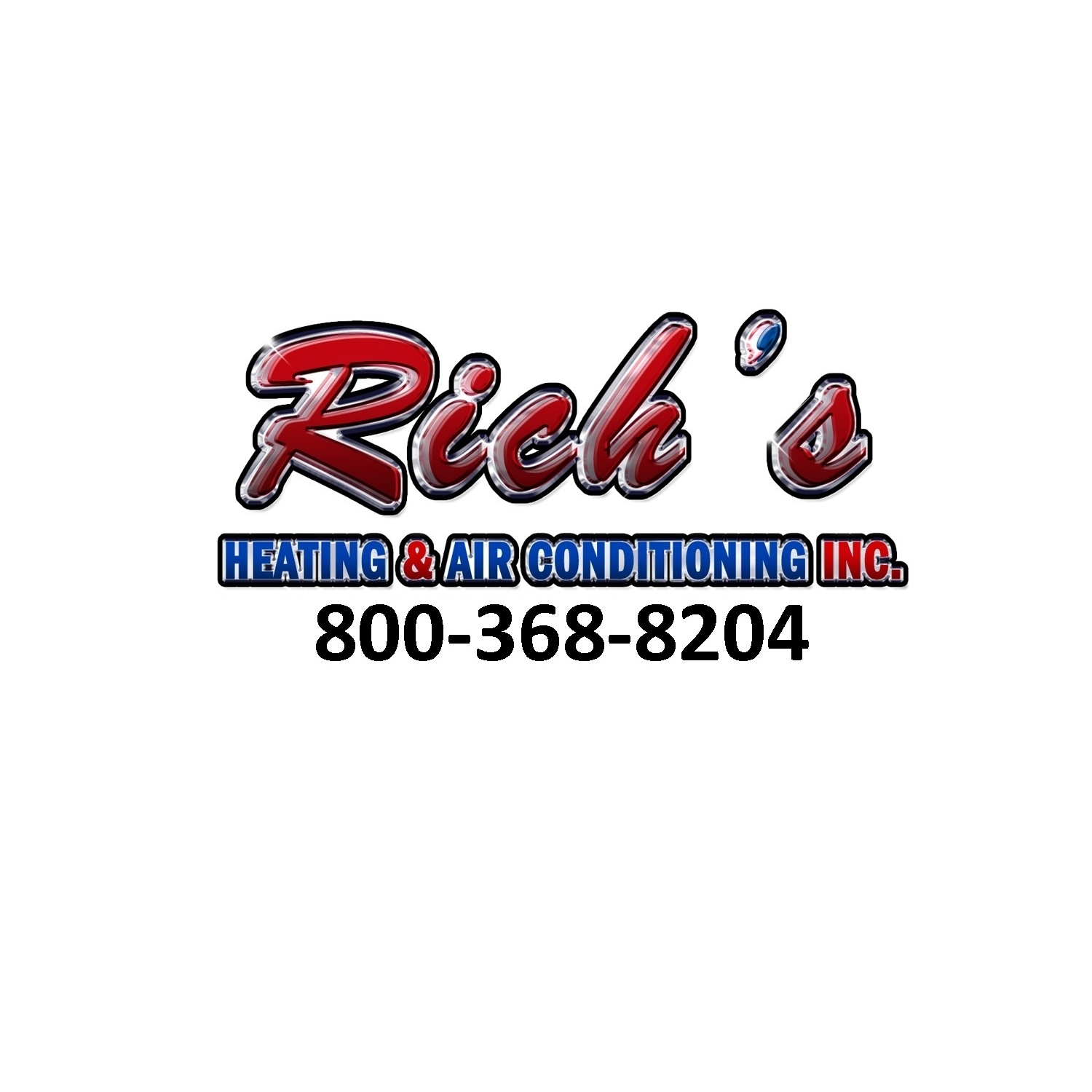 Rich's Plumbing Heating and Air Conditioning Inc.