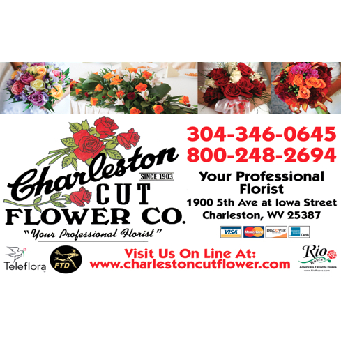 Charleston Cut Flower Company - Charleston, WV - Florists