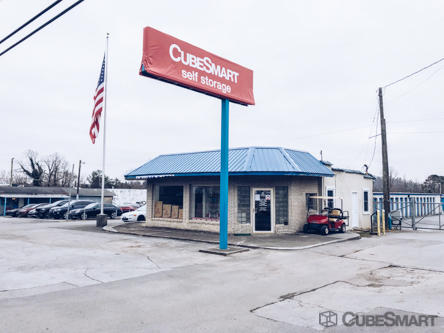 CubeSmart Self Storage - Knoxville, TN 37912 - (865)281-1182 | ShowMeLocal.com