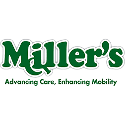 Medical Supply Store in OH Akron 44320 Miller's Rental and Sales 2023 Romig Road  (330)753-8600