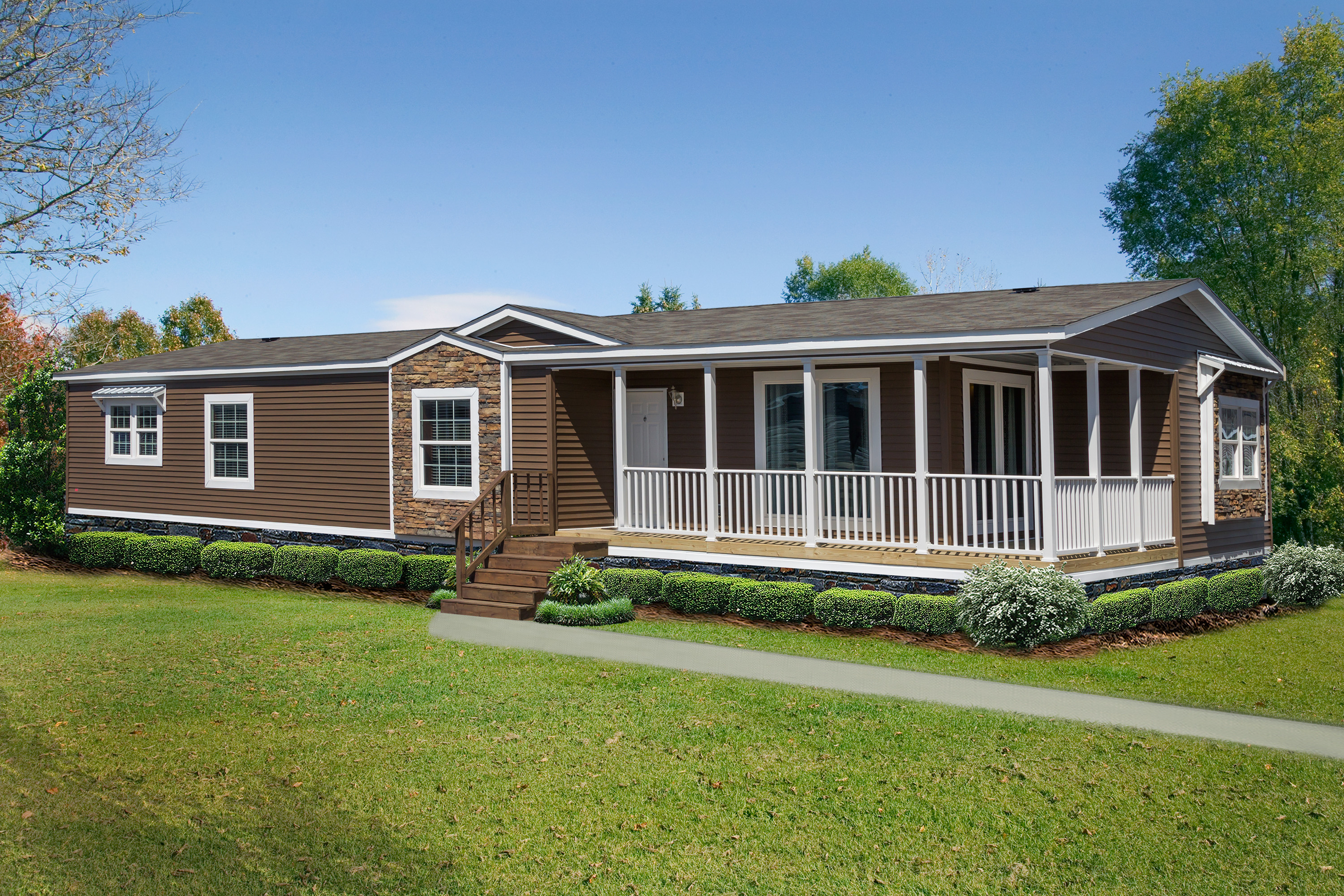 Clayton homes in bowling green ky prefabricated for Home builders in kentucky