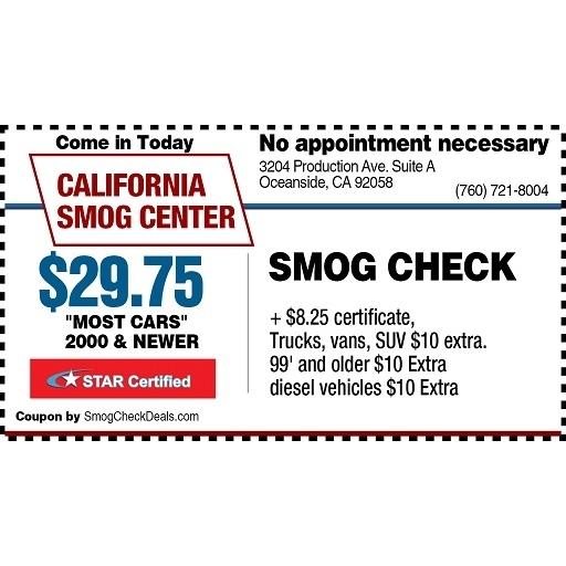 California Smog Center