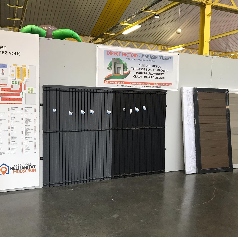 Direct Factory Clotures Et Barrieres Mouscron Direct Factory A Mouscron Tel 056556 Be105438541 Local Infobel Be