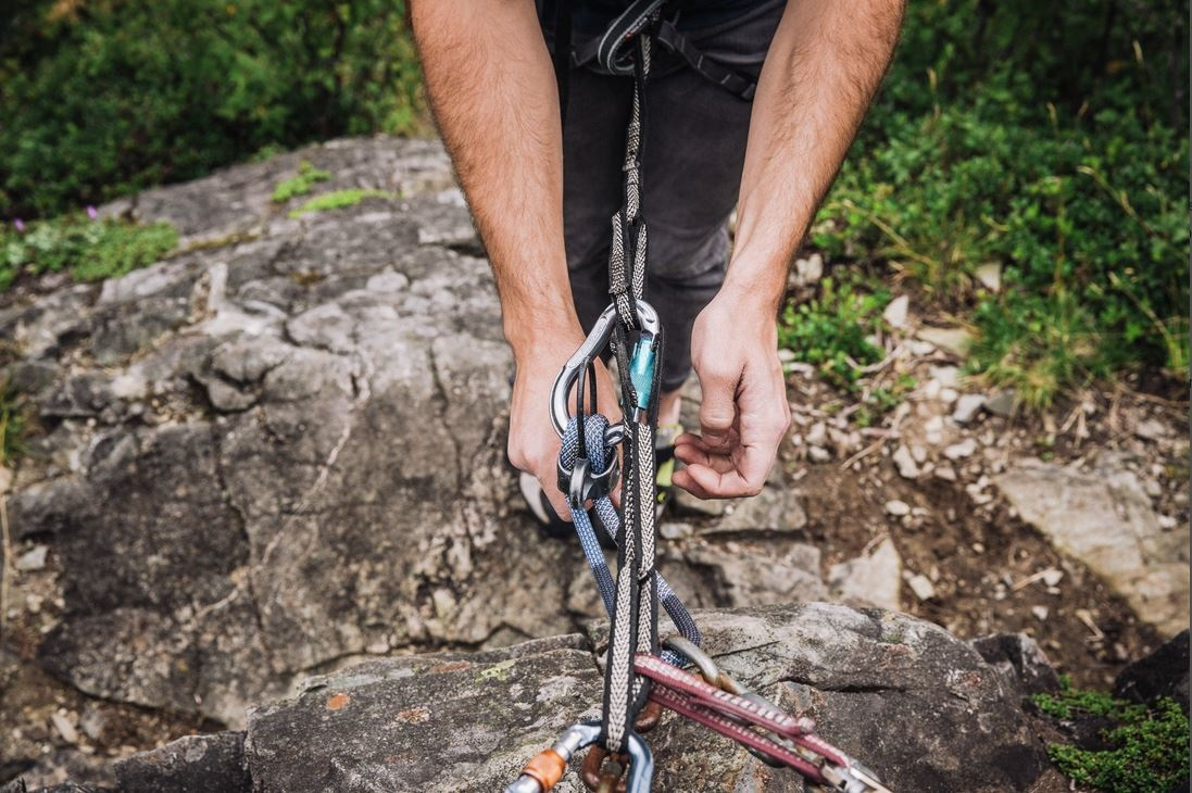 Rappelling for Rock Climbers - Level 2