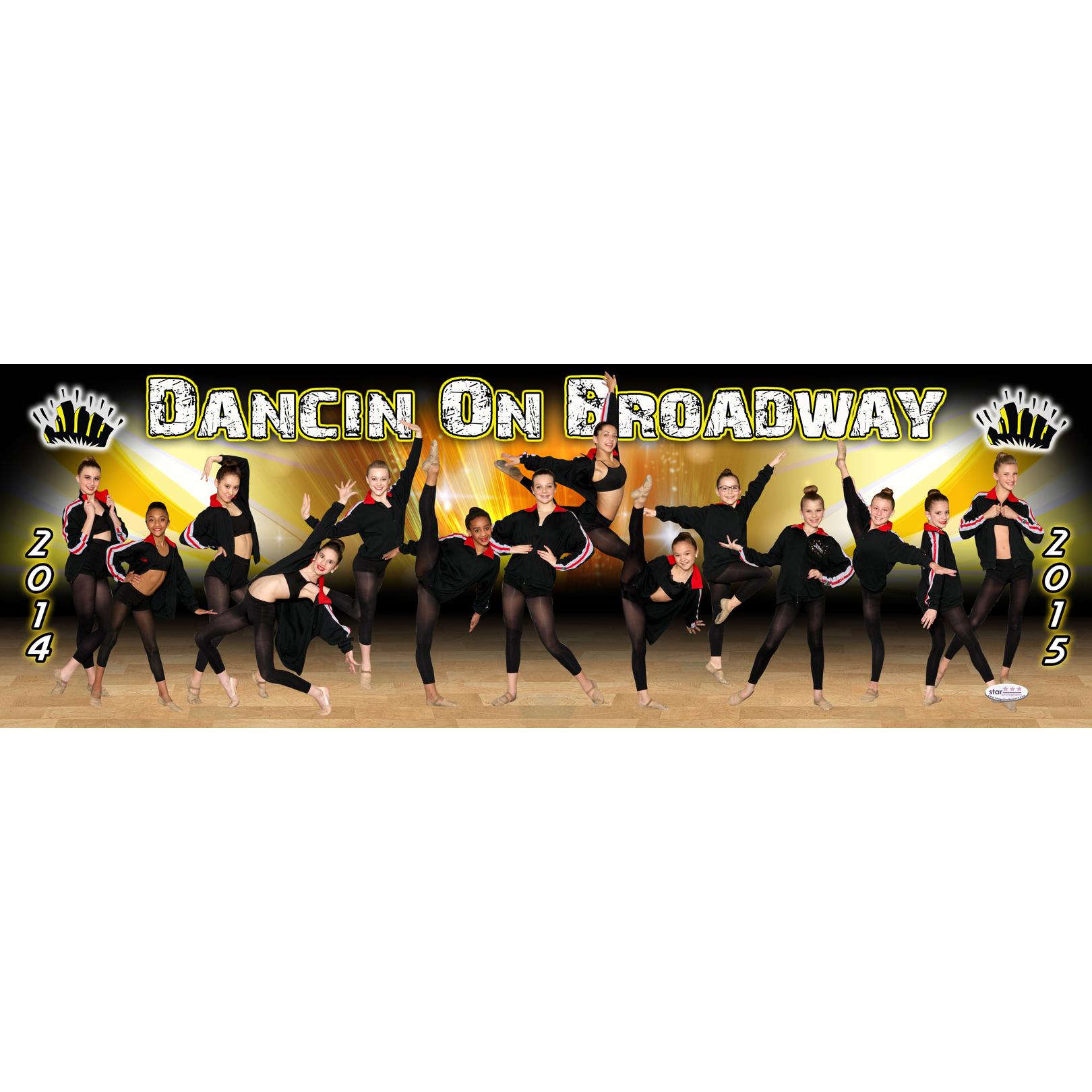 Dancin On Broadway