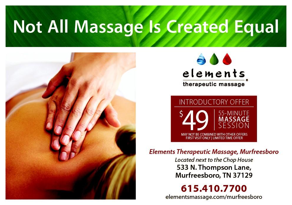 massage therapy murfreesboro tn