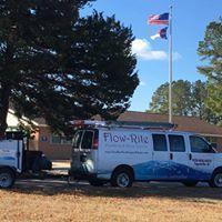 Flow-Rite Plumbling  and  Drain Service