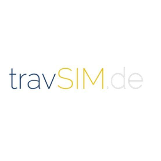 TravSIM Logo
