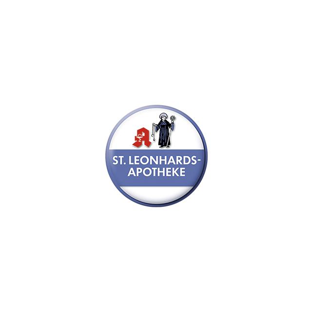 Logo der Dr. Sandmann Apothekengruppe St.-Leonhards-Apotheke