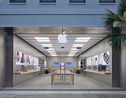 Apple Store, King Street