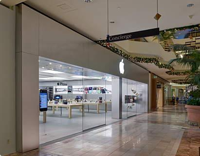 Apple Store, South Coast Plaza