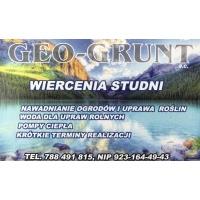 Geo-Grunt Roman Pudo Wiercenie Studni