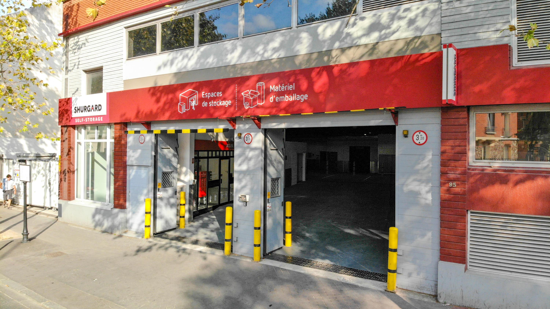 Shurgard Self-Storage Paris - Porte de Châtillon