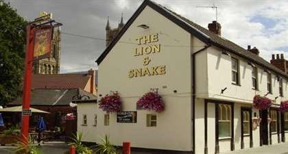Lion & Snake Lincoln - Lincoln, Lincolnshire LN1 3AR - 01522 576667 | ShowMeLocal.com