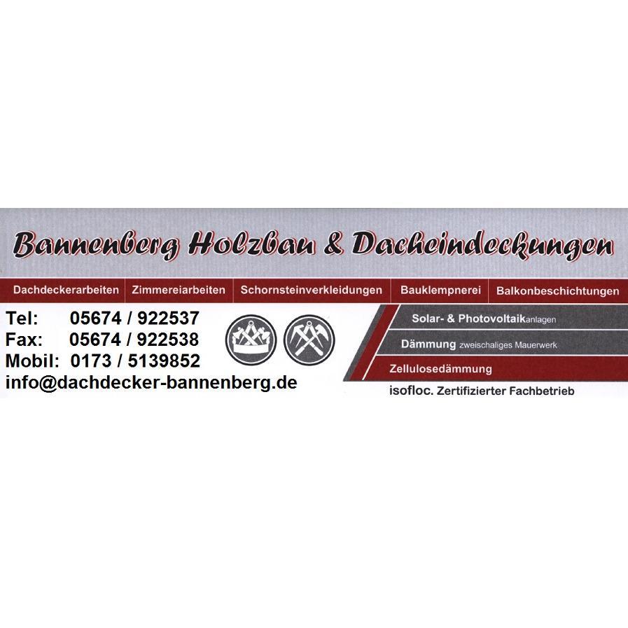 Bild zu Bannenberg Holzbau & Dacheindeckungen Ltd. in Grebenstein