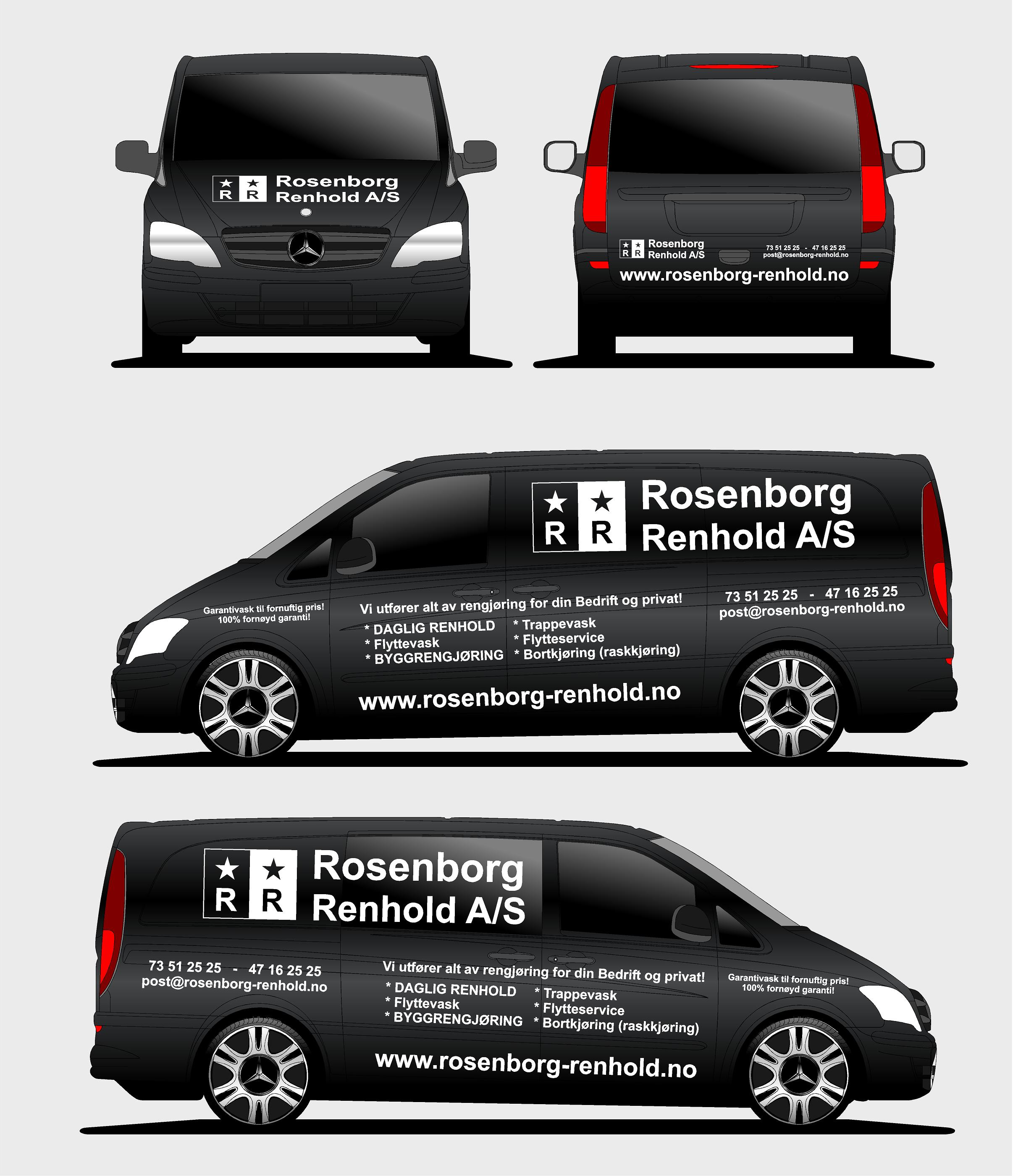 Rosenborg Renhold & Transport AS