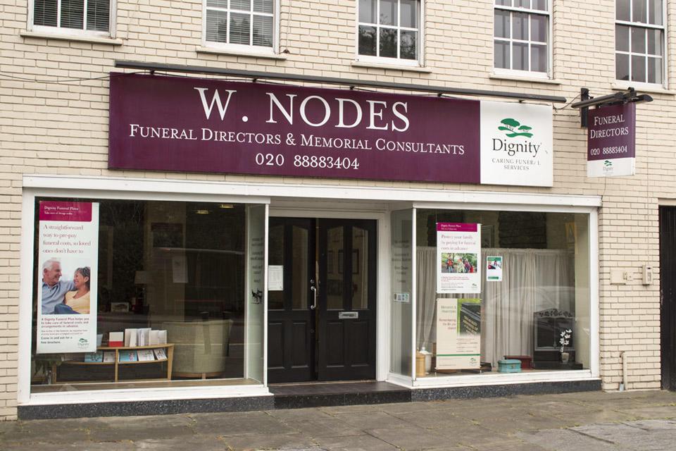 W Nodes Funeral Directors