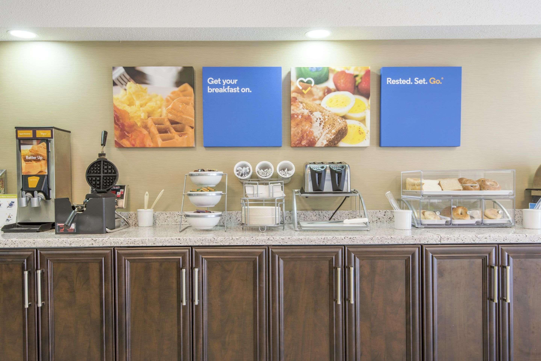Comfort Inn in North Bay: Breakfast area