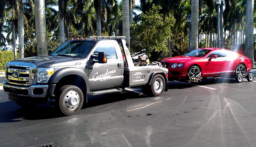 Long Beach Towing Storage Inc